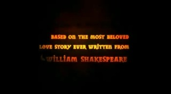 Romeo x Juliet : official english trailer