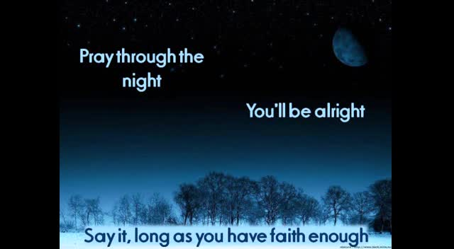Faith Enough