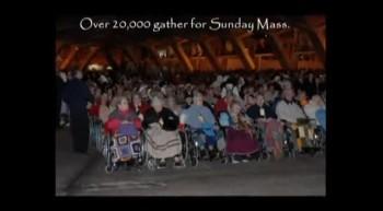 Lourdes pilgrinage 2006