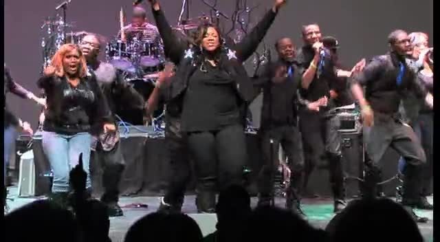 Kierra Sheard - Mighty