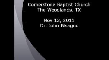 CBC Nov 13, 2011 Dr. John Bisagno