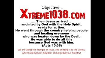 Xtreme1038 Ministries