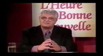 Jean-Pierre Cloutier - L'homme qui est né deux fois