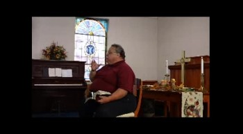 Blackwater UMC Sunday Sermon - Nov. 20, 2011
