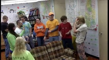 Youth Group: November 19, 2011