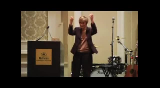 WRFD's 2011 Women in Ministry Brunch - Dr. Juli Slattery