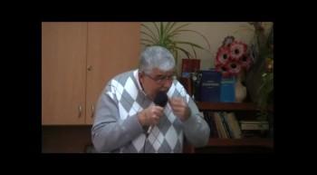 Пастор  Фахри  Тахиров  -  Кой съм аз във Христа