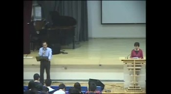 Kei To Mongkok Church Sunday Service 2011.11.20 Part 1/3