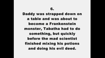 Tabatha and the Mad Scientist