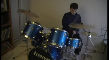 Rebel by Lecrae Drum cover