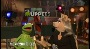 THE MUPPETS - Jason Segel  Walter interview