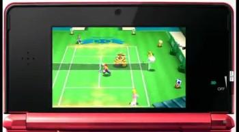 Mario Tennis Open T1