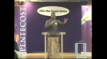 Clip 37 - Apostle T. Allen Stringer ''Think Like A Child'' (Clip 3)