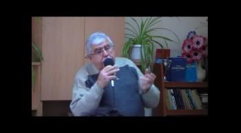 Пастор  Фахри  Тахиров  -  Проблемът , наречен - Минало
