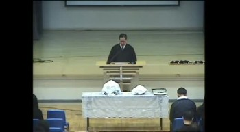 Kei To Mongkok Church Sunday Service 2011.11.27 Part 1/4