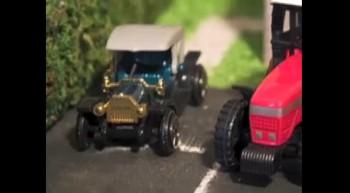 Old Mr T [Car Park Parables]