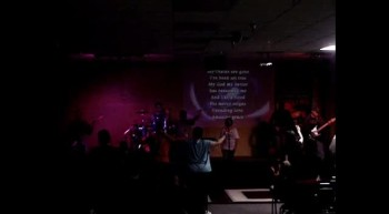 Amazing Grace - Chris Tomlin cover 11-20-11
