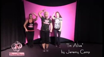 I'm Alive by Jeremy Camp, Christian Dance Fitness