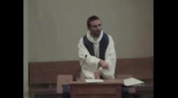 Sermon 11/27/2011 - Pastor Drahus ELC of Waynesboro, Pa