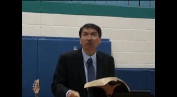 Pastor Preaching - November 20, 2011