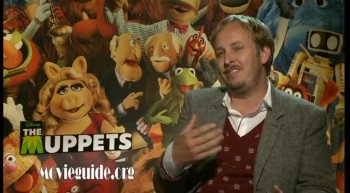 THE MUPPETS - James Bobin interview