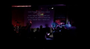 Your Touch - Kutless cover 11-25-11