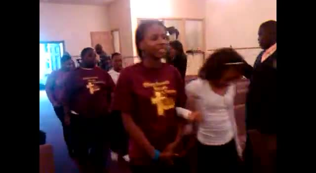 Shepherd Star Church Youth Marching of Dearborn Heights, MI