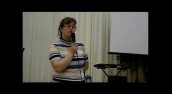 Válóháló hálaadás - Kati bizonyságtétel