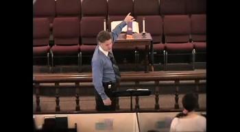 St. Matts Sermon of 11-27-2011