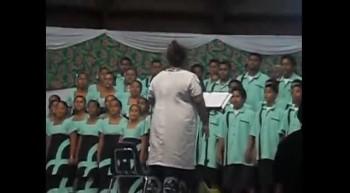 aoloau Choir, American Samoa