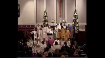 Thoburn United Methodist Church, December 4, 2011 - Childrens Christmas Program