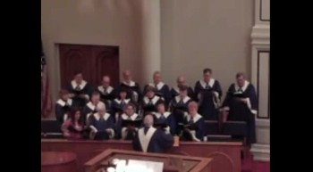 "ELC Choir ""Watch Now"" - Ruth Elaine Schram"