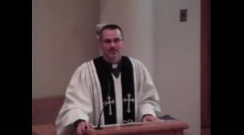 Sermon 12/04/2011 - Pastor Dennis ELC of Waynesboro, Pa