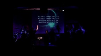 My Soul Longs For You - Jesus Culture cover 11-27-11