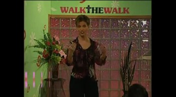 Walk the Walk with Ramona Wink-Forgiveness -12-07-2011