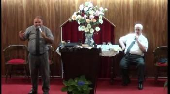 La desición de dar la vida a Dios. Hno.Javier Almirón. 19-11-2011