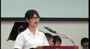 陳陸英姊妹見證分享