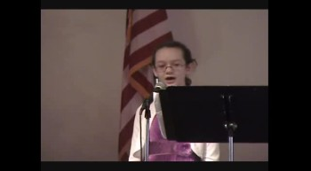 Madison Bodag - Hallelujah - 12/11/2011