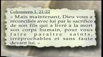 Selon la Bible peut-on tre juste devant Dieu ?
