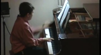 Isaiah Singing and playing Winter Snow