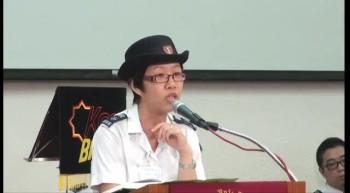 20111023 陳燕珍姊妹見證分享