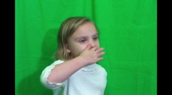Cute Little Girl Explains Christmas