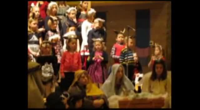 2011 Christmas Program