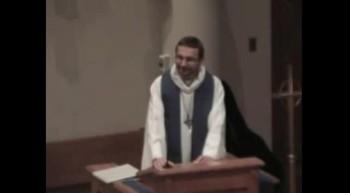 Sermon 12/11/2011 - Pastor Drahus ELC of Waynesboro, Pa
