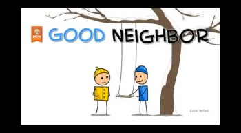Love Your Neighbor As Yourself - Good Neighbor