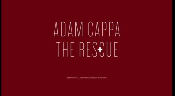 Adam Cappa - The Rescue (Official Lyric Video)