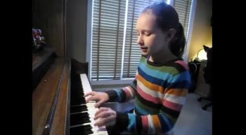 11-Year-Old Singer/Songwriter