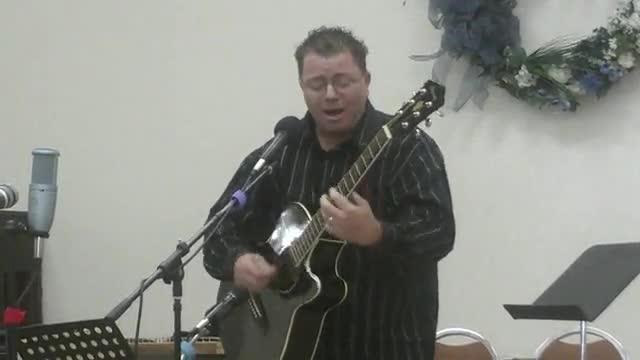 Glenn Capps live in concert