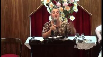 La presencia del Señor Fortalece. Hna. Viviana Garcia. 6-12-2011