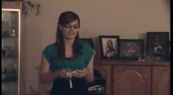 Amanda's Tribute Speech